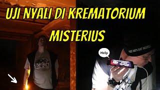 Uji Nyali di Krematorium Misterius X Misteri Tempat Angker & Bigo Live