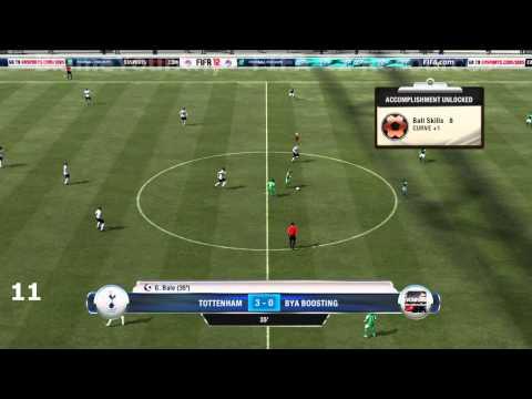 FIFA 12: Ball Skills Accomplishments Guide (HD)