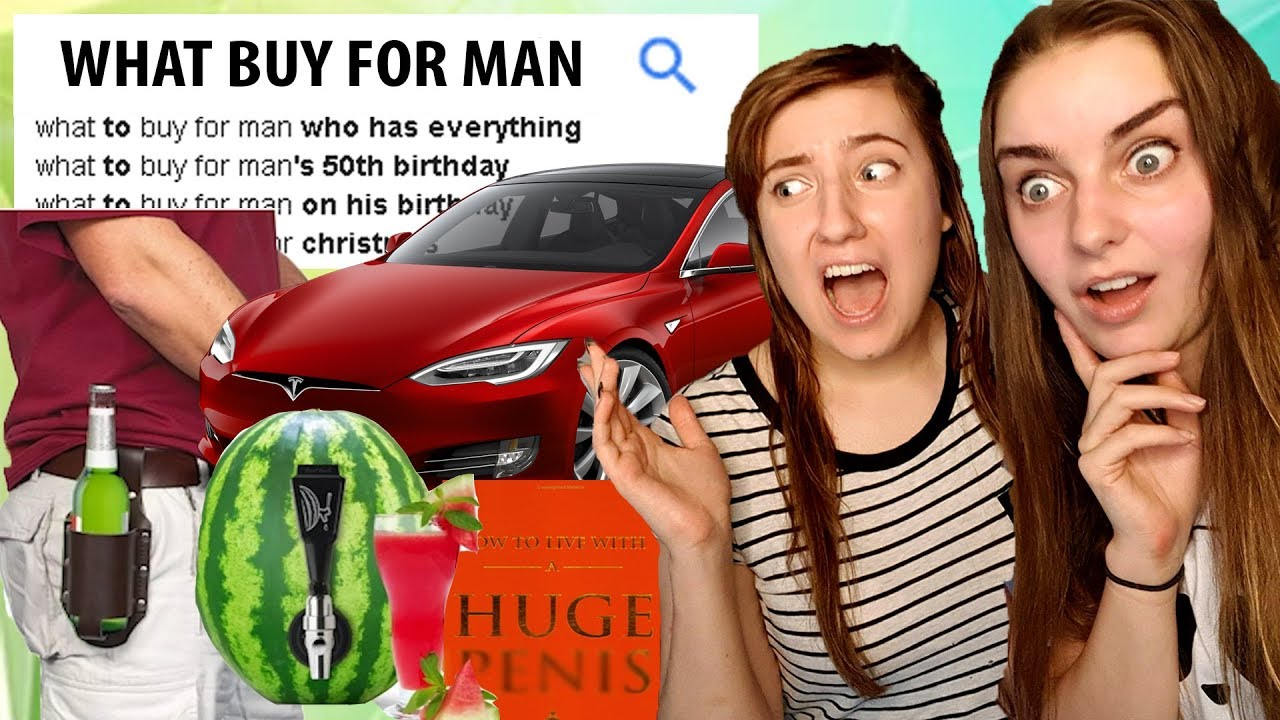 help us buy christmas gifts for men