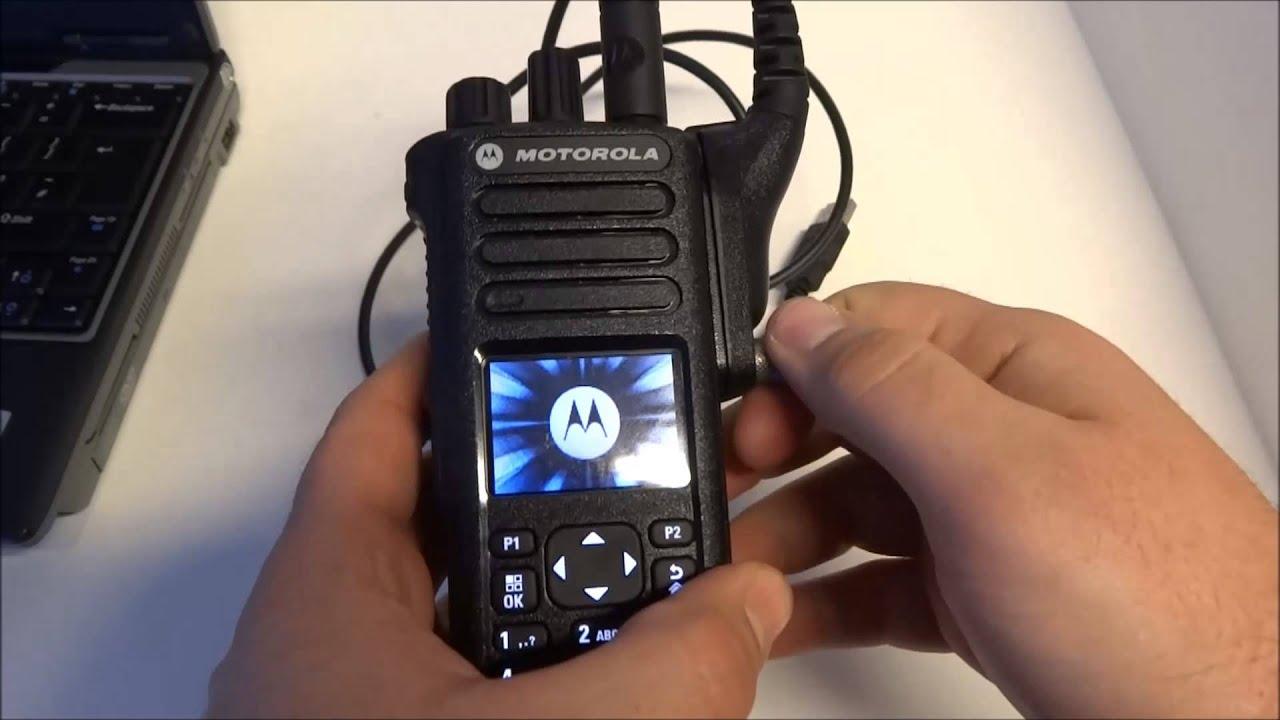 Motorola Programmierkabel Pmkn Dp Dp Dp