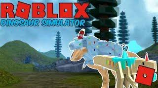Roblox Dinosaurier Simulator - DS BIRTHDAY DISASTER! (Dies ist noch nicht vorbei?)