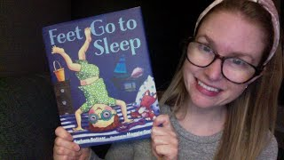 Feet Go To Sleep! (By Barbara Bottner) - laLa Live Mindfulness Story