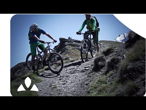 Haute Route: Mountain Biking Extreme (Full HD) l VAUDE