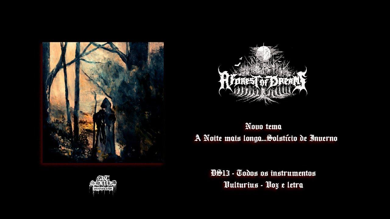 """Forest of Dreams release new single """"A noite mais longa...Solstício de Inverno"""""""