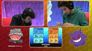 2019 Pokémon North America International Championships: VGC Senior Division Finals