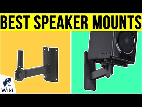 10 Best Speaker Mounts 2019