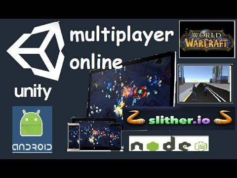 Tutorial Unity 3D (2019) - #2- Multiplayer Online Game  - Hello World (Pt-Br)