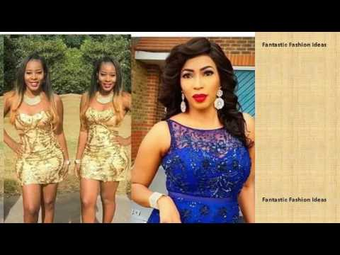 Lace EBI Designs - Nice Fashions - African nice lady dresses