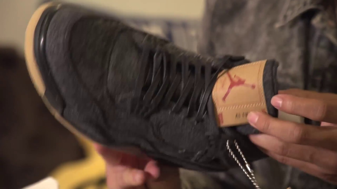 cheap for discount 82ee8 feae5 Jordan Levi 4 Black Unboxing Fake or Real???