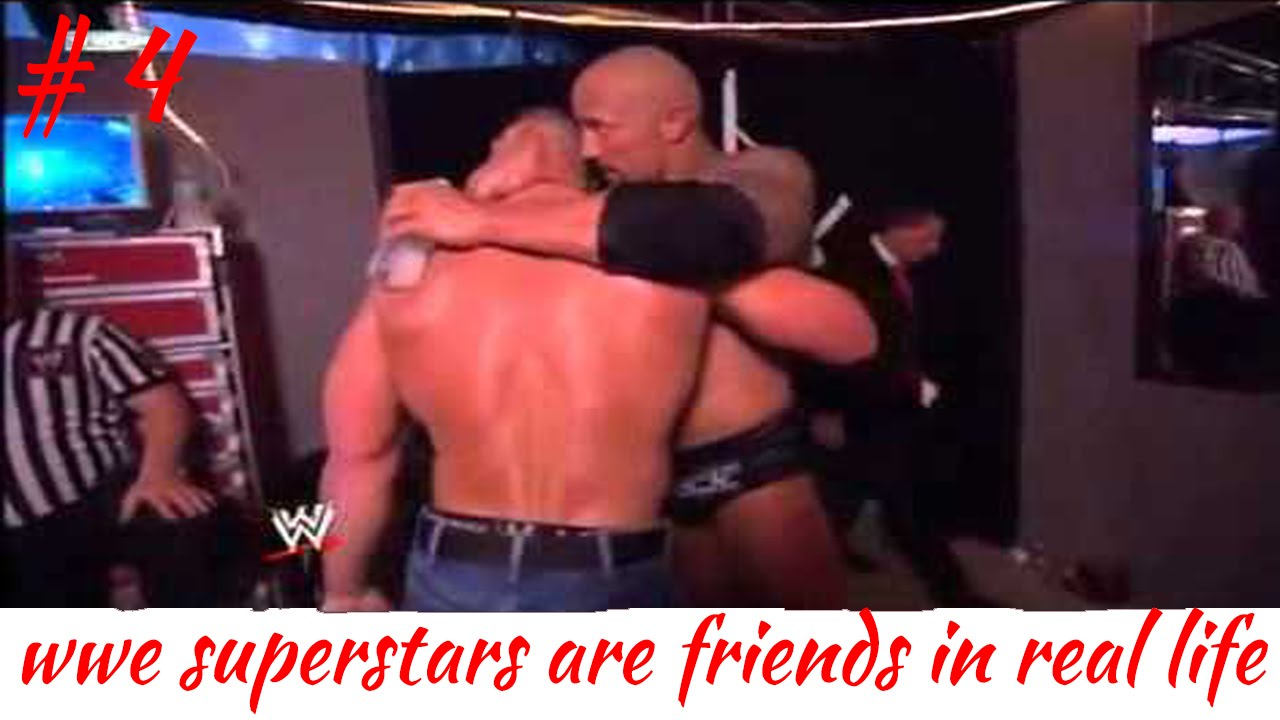 12 WWE couples who are/were together in real life