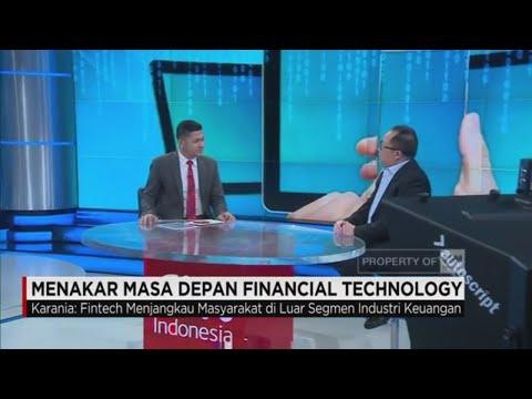 Dialog - Menakar Masa Depan Financial Technology
