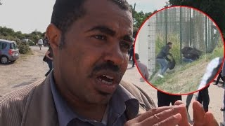 Calais migrant crisis: