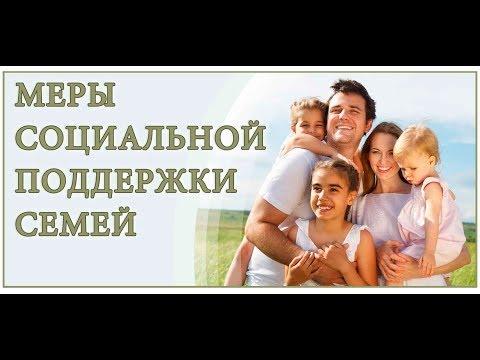 Социальная поддержка многодетных семей / #1