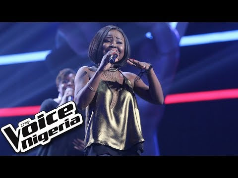 Hightee - 'That Thing' / Live Show / The Voice Nigeria Season 2