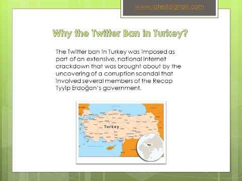 Turkish Twitter Ban