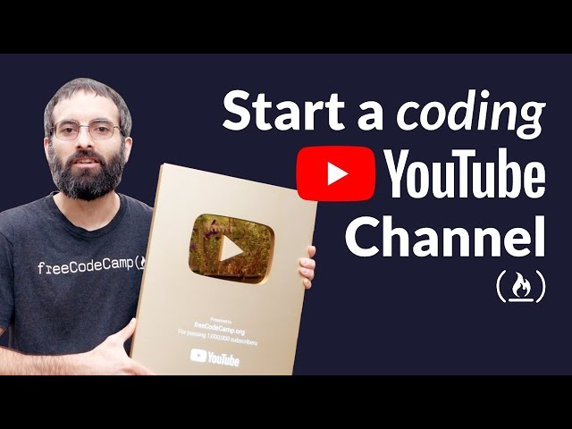 How to start a coding YouTube channel (with tips from a bunch of successful creators!)