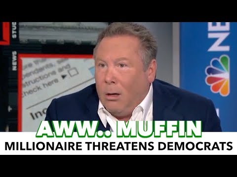 "Millionaire Donor Threatens Democratic Party: ""If They Go Far Left, I'm Out"""