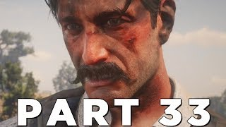 RED DEAD REDEMPTION 2 Walkthrough Gameplay Part 33 - TRELAWNY (RDR2)