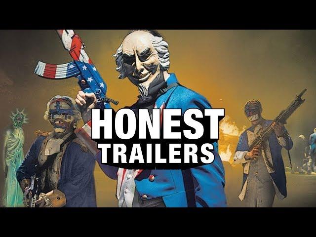Honest Trailers - The Purge