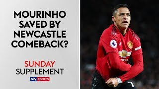 Did Man United's late comeback save Jose Mourinho from being sacked?   Sunday Supplement