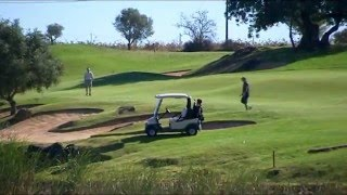 Vale da Pinta Golf Course, Algarve, Portugal - Unravel Travel TV