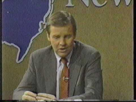 Tom Davis and Bill Borden interview Gov. Thomas Kean in 1985