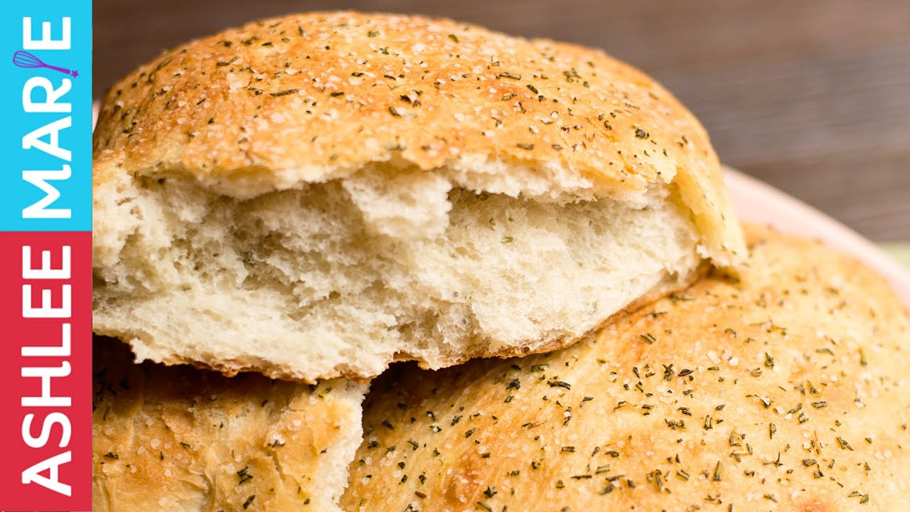 How To Make Rosemary Bread Macaroni Grill Copycat Recipe