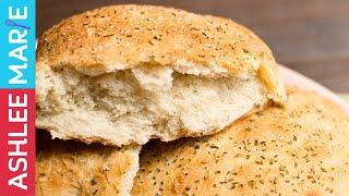 How to make Rosemary Bread - Macaroni Grill Copycat Recipe