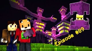 Minecraft - HOW TO GET SHULKER SHELLS - Foxy's Survival World [89]