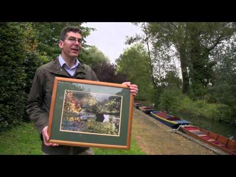 Secret Oxford: The Secret Water Garden