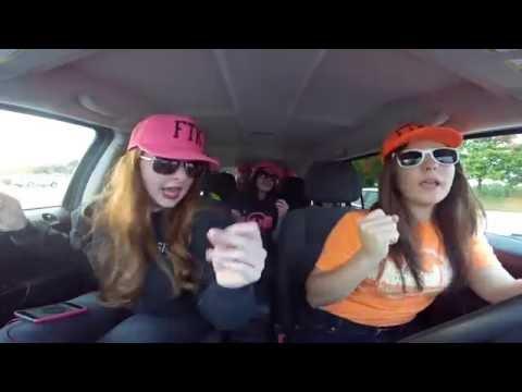 SIUE Dance Marathon Carpool Karaoke