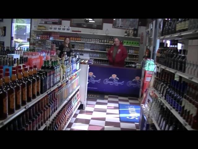 Angry Grandpa - Liquor Store Freakout