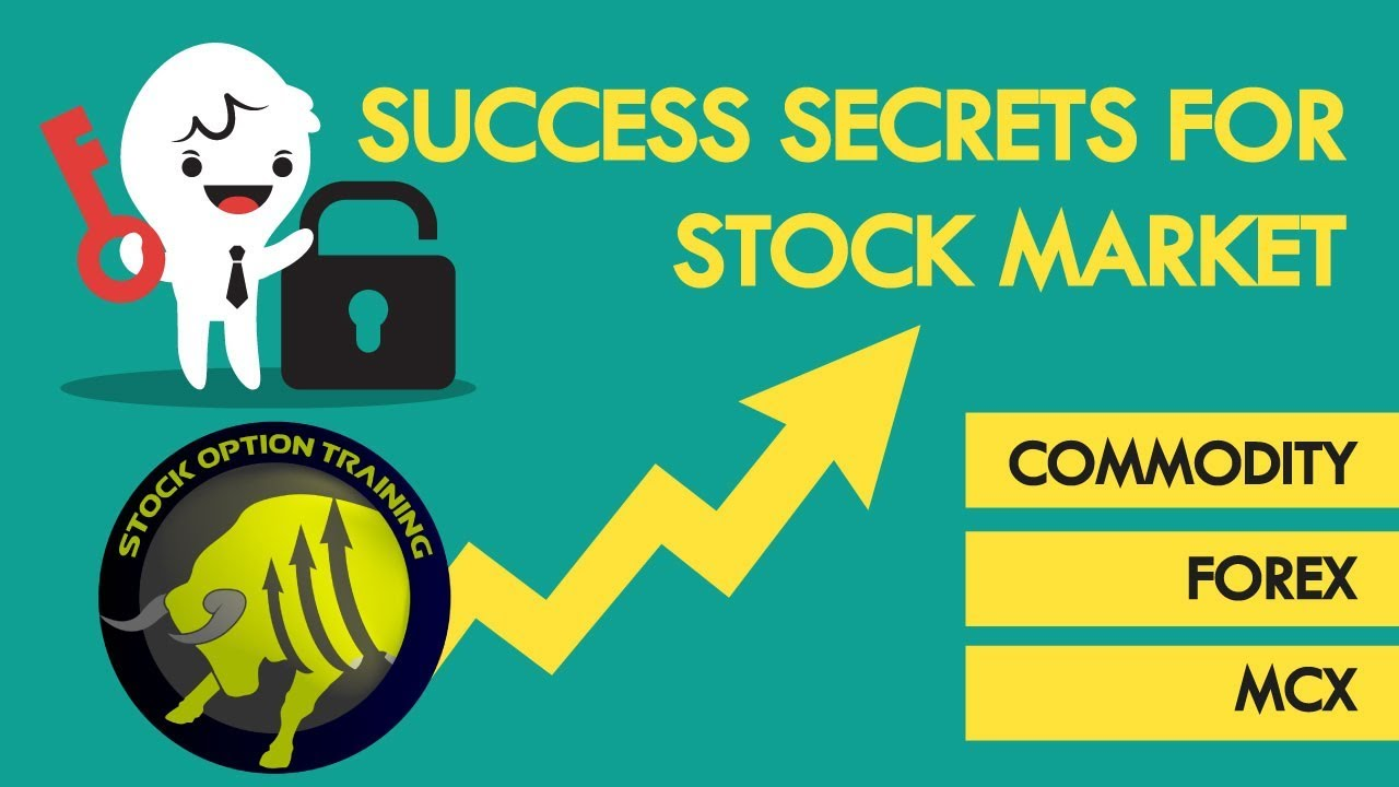 Secrets to stock market trading - Make money through commodity MCX Forex