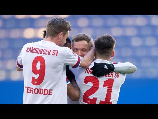 Elvis - Spielbericht | HSV 3:1 Paderborn / Saison 20/21 | #007