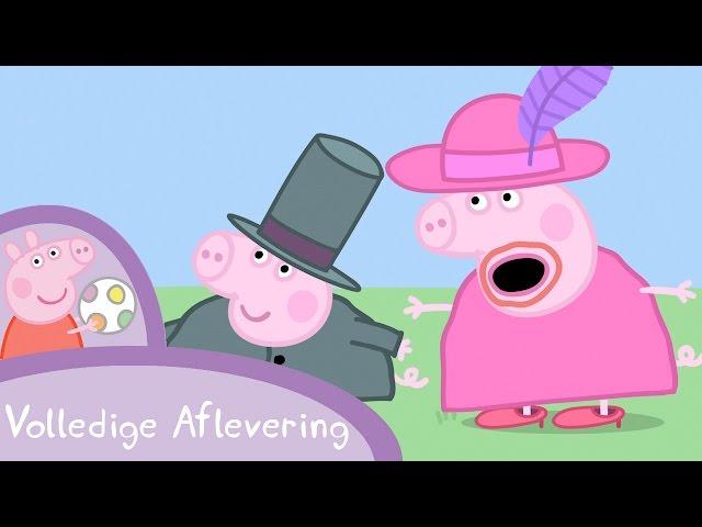 Peppa Pig Nederlands Compilatie Nieuwe Afleveringen | Verkleden | Tekenfilm | Peppa de Big
