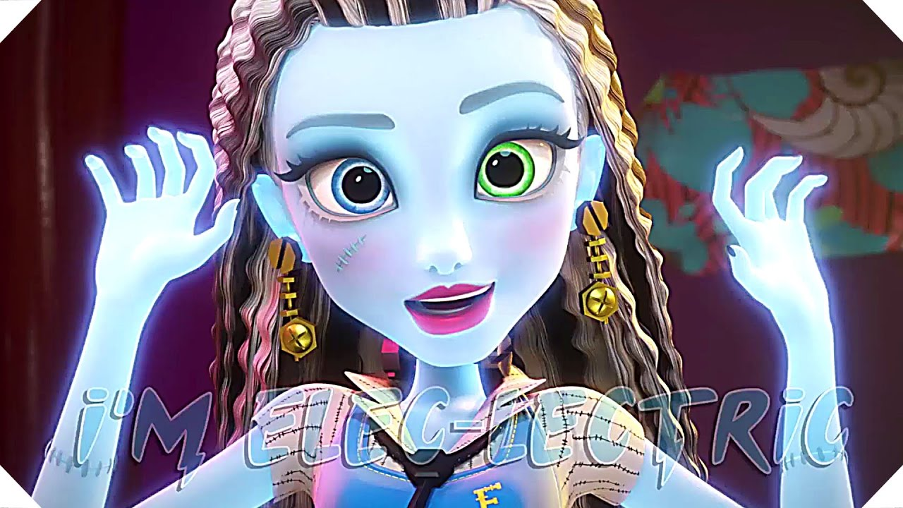 """Download MΟNSTER HIGH - """"Electric Fashion"""" SONG ! (Animation, Movie HD)"""