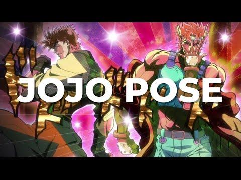 JoJo's Bizarre Adventure「AMV」- JoJo Pose