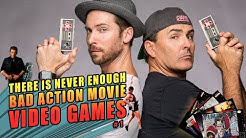 There is Never Enough Bad Action Movie Video Games (part 1)