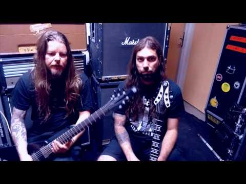 "ENTOMBED A.D. - ""Dead Dawn"" Track Intro (Guitar World)"