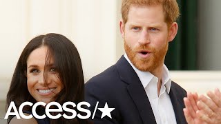 Prince Harry Adorably Dances To A Surprise Choir's Version Of His Wedding Song