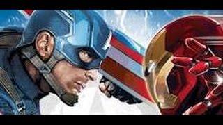 O Filme Capitão America Guerra Civil