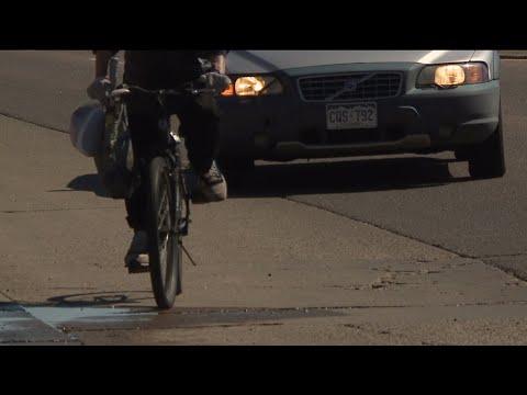 BEARDO - Denver Bike Show Owner Wants More Protected Bike Lanes
