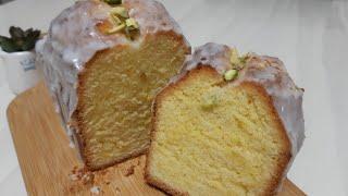 How to make Lemon pound cake :…