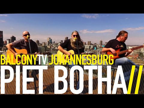 PIET BOTHA – WHERE IS THE CLOWN (BalconyTV)