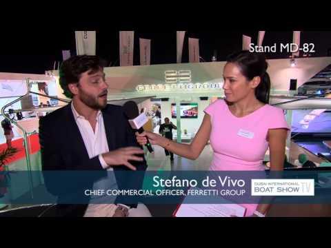 Interview with Stefano de Vivo of Ferretti Group
