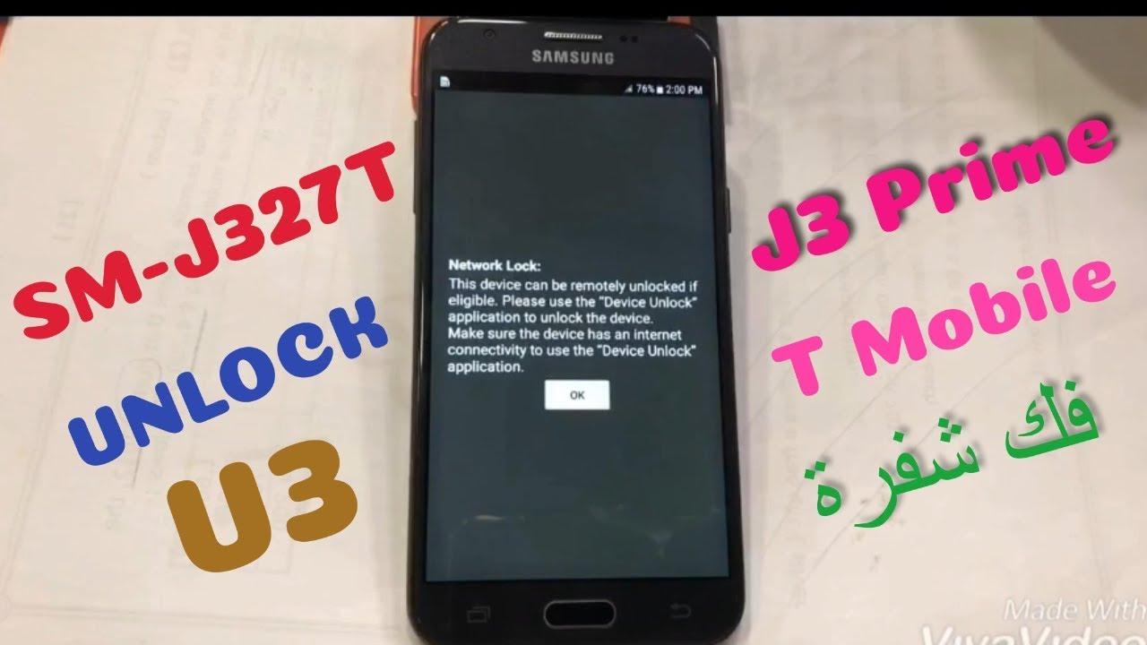 J327t Root U3