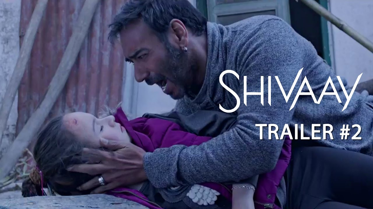Download Shivaay | Official Trailer #2 | Ajay Devgn