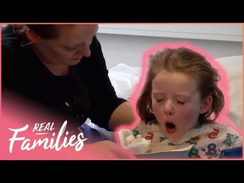 Kayla's Journey After Swallowing Bleach | Temple Street Children's Hospital Kayla's Story