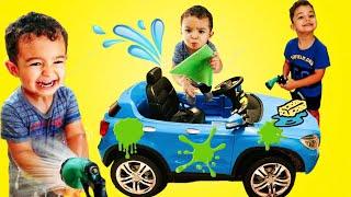 교육으로 동요와 아기의 노래를 - 씻 씻 | غسل غسل - أغنية الأطفال القوافي التعليمية وأغاني الأطفال | Wash Wash Song