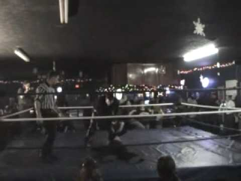 Steve Sterling Jr. VS Johnny Suede Heavyweight Tit...